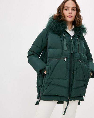 Зеленая куртка Max&co