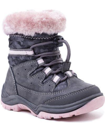 Зимние сапоги шерстяной прогулочный Playtoday Baby