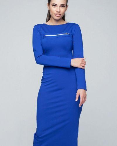Платье вязаное осеннее Malaeva