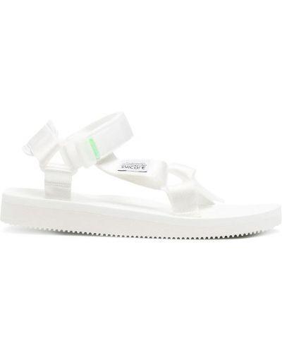 Białe sandały Suicoke