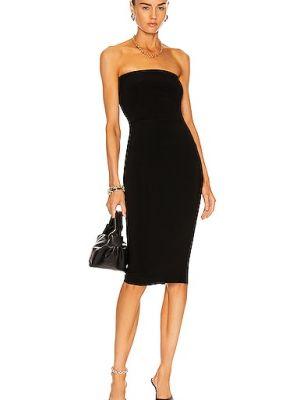 Деловое платье - черное Norma Kamali