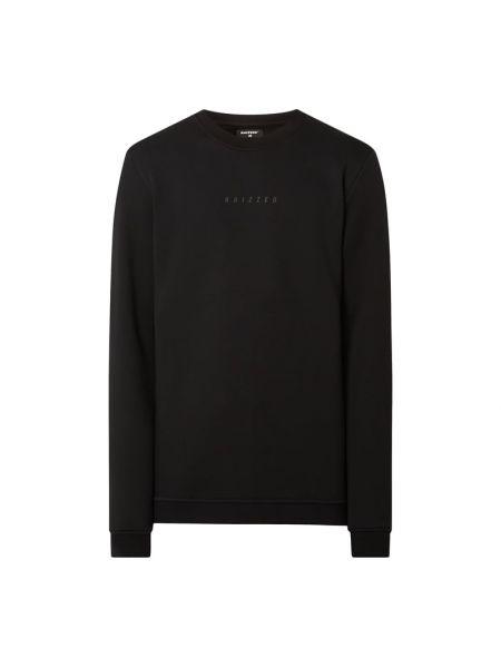 Czarna bluza bawełniana Raizzed