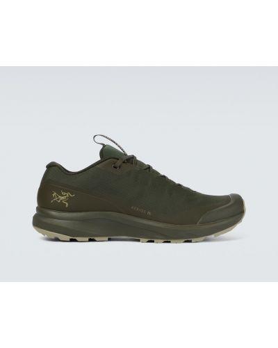 Кроссовки для бега - зеленые Arcteryx