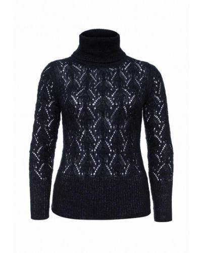 Синий свитер весенний Oodji