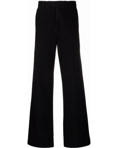 Черные брюки с карманами Amiri