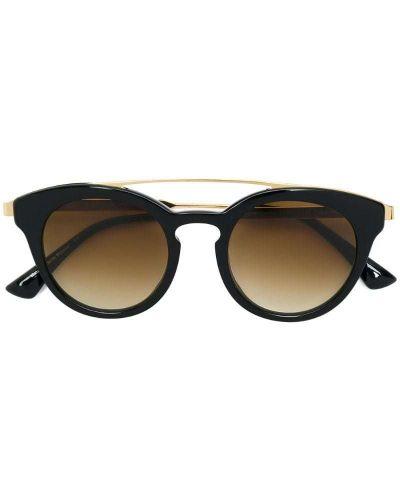 Солнцезащитные очки черные Sol Amor 1946