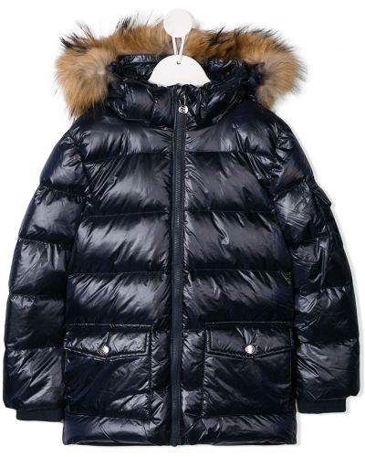 Пальто с манжетами Pyrenex Kids