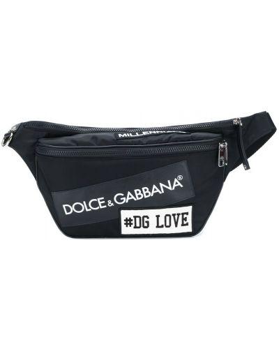 Поясная сумка на плечо Dolce & Gabbana