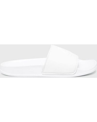 Белые сандалии Reebok