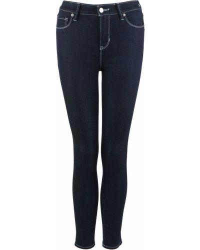 Синие джинсы-скинни скинни Dkny