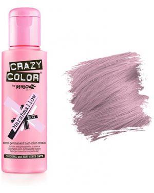 Краска для волос розовый Crazy Color
