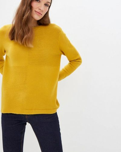 Желтый джемпер Vis-a-vis