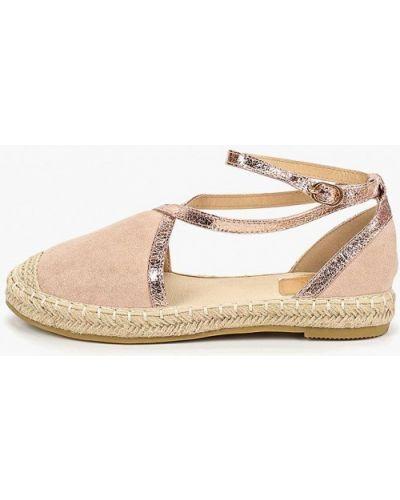 Эспадрильи розовый Ws Shoes