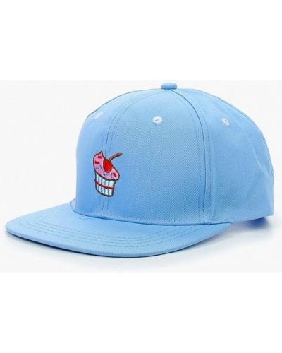 Голубая кепка Kawaii Factory