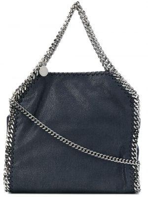 Skórzana torebka mini na łańcuszku Stella Mccartney