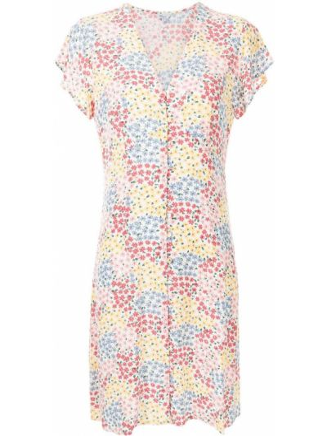 Платье мини в цветочный принт Rails