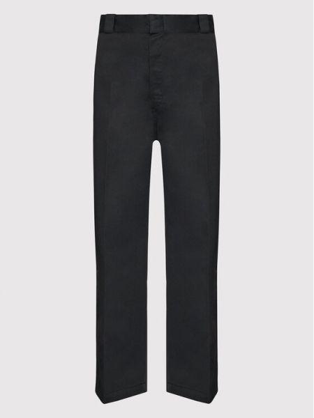 Spodnie materiałowe - czarne Dickies