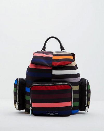 Рюкзак нейлоновый Sonia Rykiel