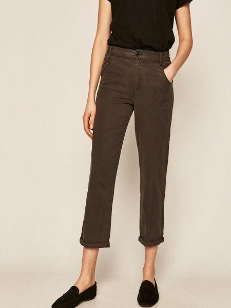 Прямые серые брюки с карманами Medicine