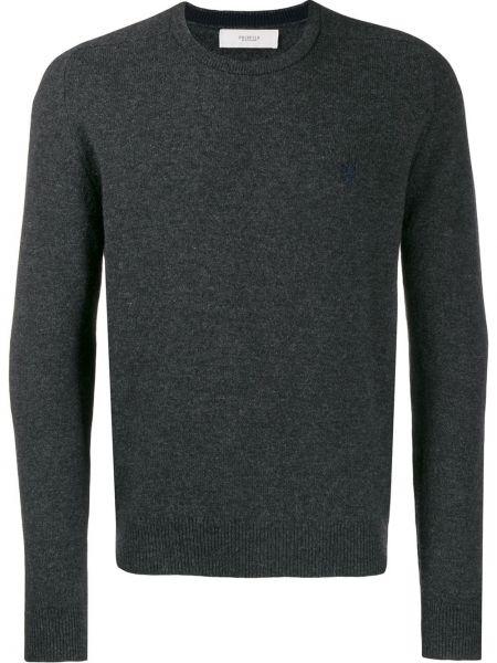 Шерстяной свитер - серый Pringle Of Scotland