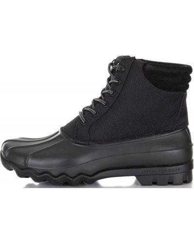 Кожаные ботинки спортивные теплые Sperry