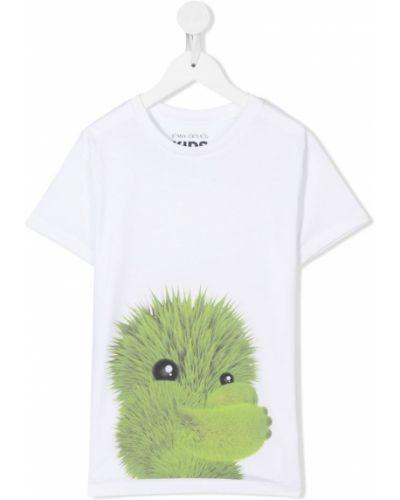 Зеленая футболка Ioana Ciolacu Kids