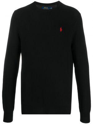 Толстовка длинная - черная Polo Ralph Lauren