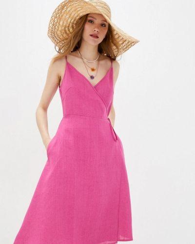 Розовый сарафан Прованс