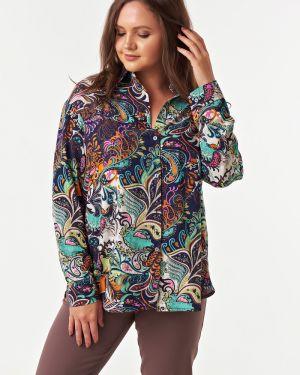 Блузка большой на пуговицах Victoria Filippova