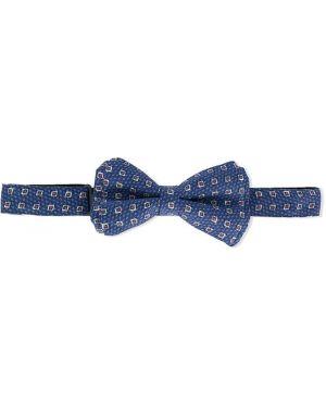 Шелковый галстук Isaia Kids