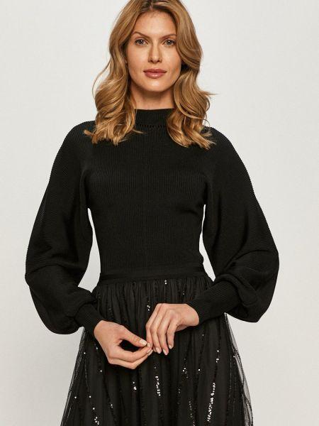 Тонкий длинный свитер с вырезом круглый Max&co
