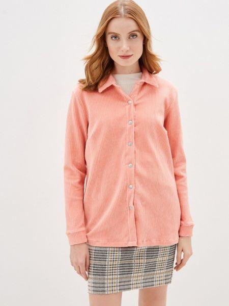 Рубашка с длинным рукавом розовый B.young
