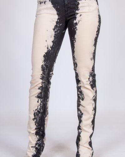 Хлопковые джинсы - черные C'n'c