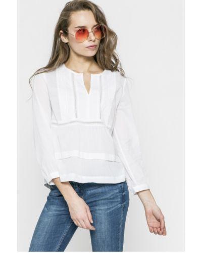 Белая блузка с V-образным вырезом Levi's®