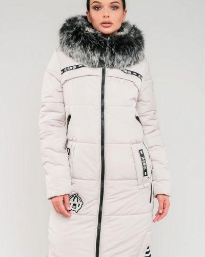 Зимняя куртка утепленная осенняя Modniy Oazis