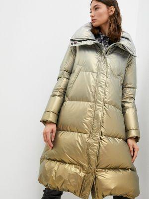 Зимняя куртка золотая Canadian
