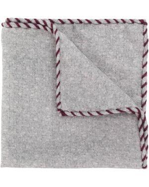 Платок серый Brunello Cucinelli