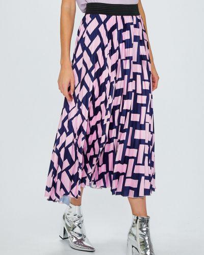 Плиссированная юбка макси карандаш Answear