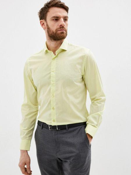 Желтая рубашка Ketroy