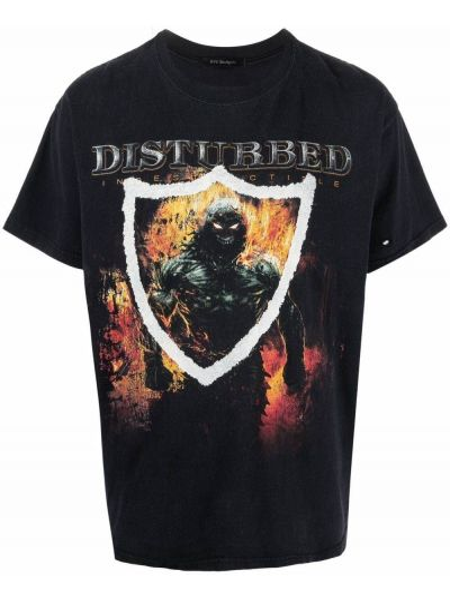 T-shirt bawełniany z printem krótki rękaw Htc Los Angeles