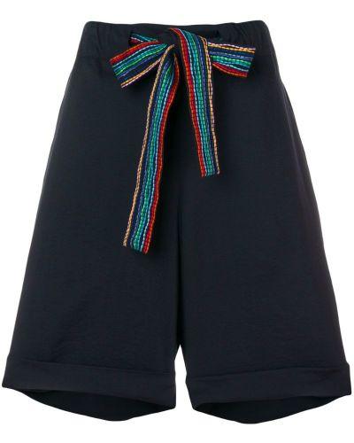 Однобортные шорты с карманами Chinti & Parker