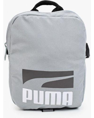 Сумка из полиэстера - серая Puma