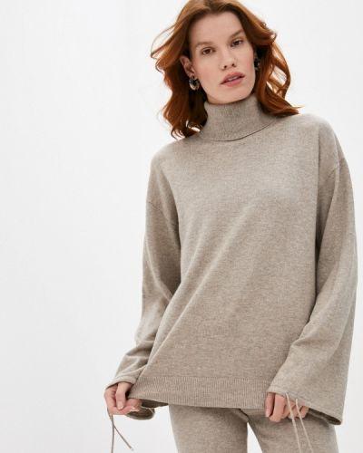 Бежевый свитер Hugo