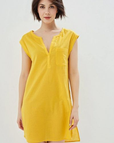 Туника индийская желтый Marks & Spencer