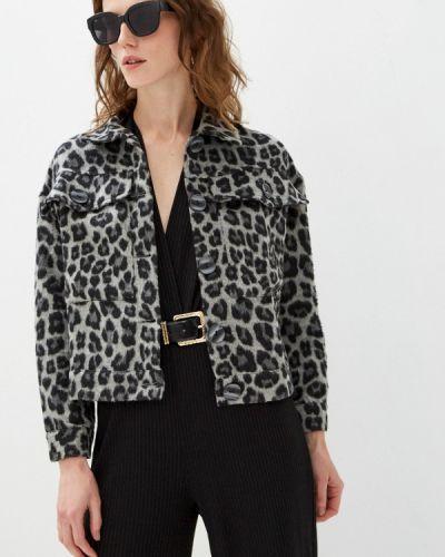 Серый пиджак By Swan