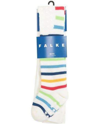 Белые колготки Falke