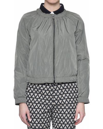 Куртка весенняя серая Rene Lezard