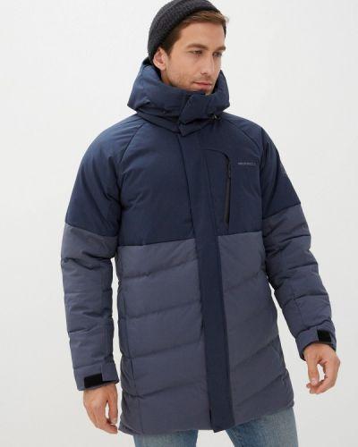 Утепленная синяя куртка Merrell