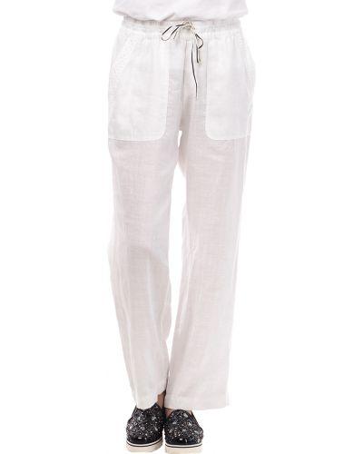 Белые брюки Marina Yachting