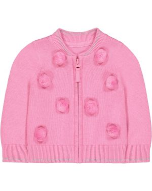Кардиган розовый Mothercare
